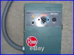 Raypak Ray Pak 11Kw Electric Spa Heater ELS 1102-2 Hot Tub Heater
