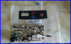 Raypak Rheem m-406a control board bezel panel display pool spa heater parts L@@K