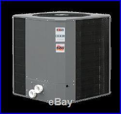 Raypak Ruud 130K Btu Titanium Digital D8350ti-E Heat Pump