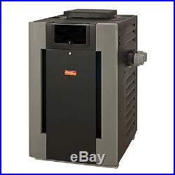Raypak Swimming Pool/Spa LCD 266,000 BTU Natural Gas Heater RAY-014939