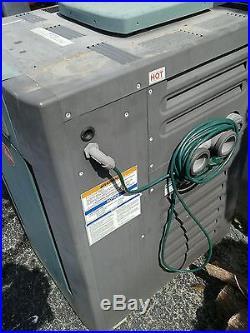 Rheem Gas Pool Heater