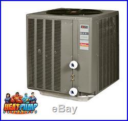 Ruud Raypak R2450ti 48,000 Btus Electric Swimming Pool Heat Pump Titanium