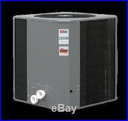 Ruud WeatherKing 117K Btu Titanium Digital W6350ti-E Heat Pump
