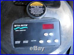 STA-RITE Max-E-Therm SR400NA 400 K BTU Swimming Pool/ Spa Propane Gas Heater