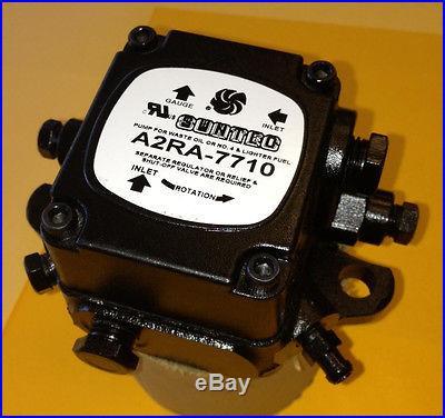 Suntec Oil Burner Pump A2ra 7710 Reznor Amp Clean Burn Waste
