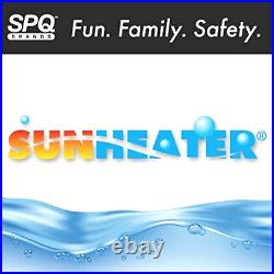 SmartPool Pool Solar Heater DIY installation for in ground or above ground pools
