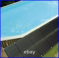 SmartPool S240U Pool Solar Heating System Uses Existing Filtration System