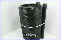 Smartpool WWS421P Sunheater Solar Above Ground Easy Install Pool Heater Black