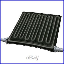 SolarPRO XB2 Above Ground Pool Solar Heater + Intex Adapters 4527 by Game
