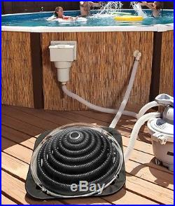 Solar Heater Aboveground Swimming Pool Solar Heater Energy Saving Solar Panel
