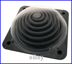 Solar Swimming Pool Heater Dome Above Ground Panel for Intex & Soft Side Coil