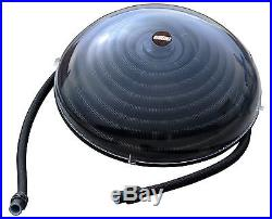 Solarpro XD3 Solar Dome Heater for Above-Ground Swimming Pools