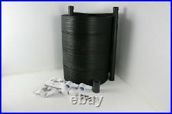 SunHeater S120U Universal Solar Pool Heater 2 by 20 Feet Black Simple Install