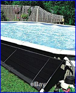 SunHeater S120U Universal Solar Pool Heater 2 by 20-Feet NEW