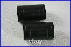 SunHeater S240U Pool Heating System Two Solar Heater Panels Polypropylene Black