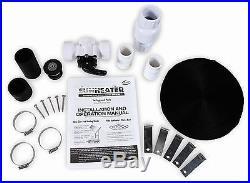 SunHeater System Kit for In Ground Pool Solar Heater Installation SK21
