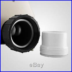 Swimming Pool & Bath Tub Water Heater Pressure-Sensing Jacuzzi Easy Install