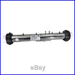 Therm by HydroQuip HTAC25500155 2x18 240V 5.5kW Flo Herclules Flo Thru Htr ASM