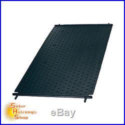 Top Qualität Solarabsorber 2,22m² Solarheizung Solar Absorber Poolheizung
