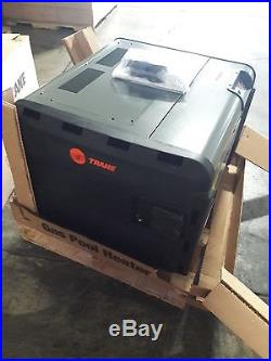 Trane Residential 400K BTU LED Natural Gas Swimming Pool & Spa Heater TR400NA