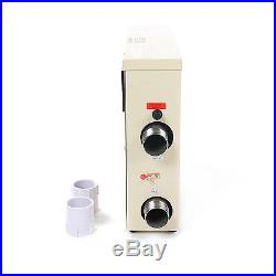 U. S. Solid 15KW Swimming Pool & Home Bath SPA Hot Tub Electric Water Heater