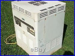 Used Purex Triton MiniMax 250K Natural Gas Pool/Spa Heater