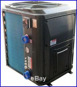 Wärmepumpe 18 kW Luft Wasser Schwimmbadheizung Poolheizung Heizung Pool