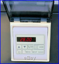 Wärmepumpe 5,6 KW 20 m³ Anschluß Set Poolheizung Pool Wärme Pumpe Luft Wasser