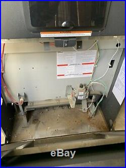 Water Heater RAYPAK 360K BTU Cupro Nickel Propane Gas P-R406A-EP-X