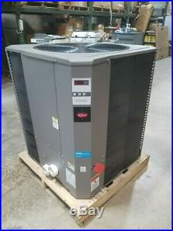 WeatherKing 6350TI-E 117k BTU Titanium Exchanger Electric Digital Pool Heater