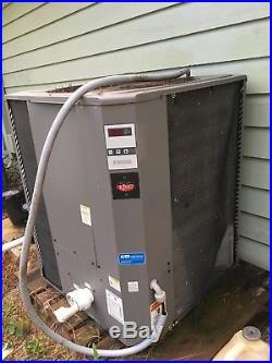 Weatherking 117K BTU Titanium Digital W6350ti-E Heat Pump #520741