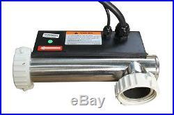Whirlpoolheizung Wärmetauscher Whirlpoolheizer 3000W H30R2 3KW T2
