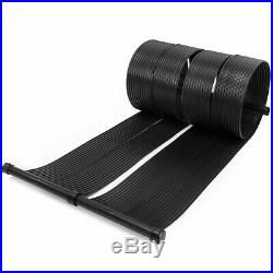 XtremepowerUS 2'x10' Above in Ground Solar Panel Heater System For Swimming Pool