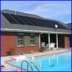 XtremepowerUS 2'x20' In/Aboveground Solar Pool Sun Heater Panel
