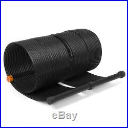 XtremepowerUS 4'x20' Above In-Ground Solar Panel Heater System for Swimming Pool