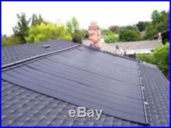 XtremepowerUS Inground / Above Ground Swimming Pool Solar Panel Heating System 2