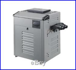 Zodiac Legacy LRZ400EN 399K BTU Natural Gas Heater Pool and Spa retails 1995.0